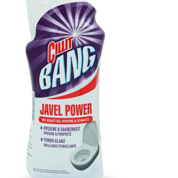 Cillit Bang WC Kraft Javel Power