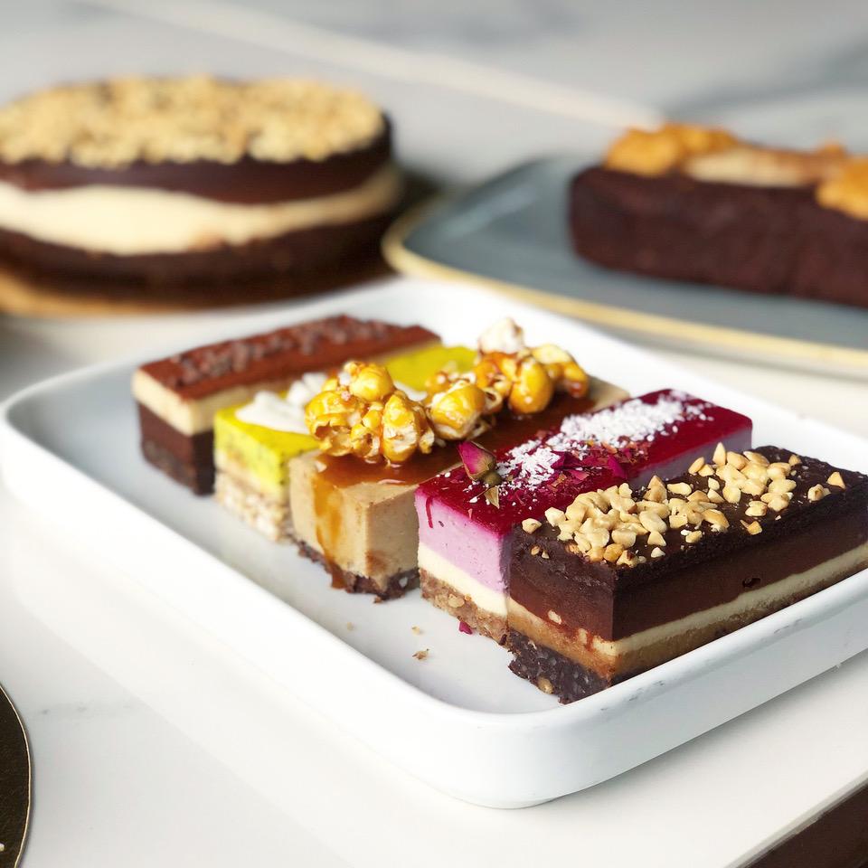 LoLa's Kitchen MIXED Cake Box | 5 Stk.