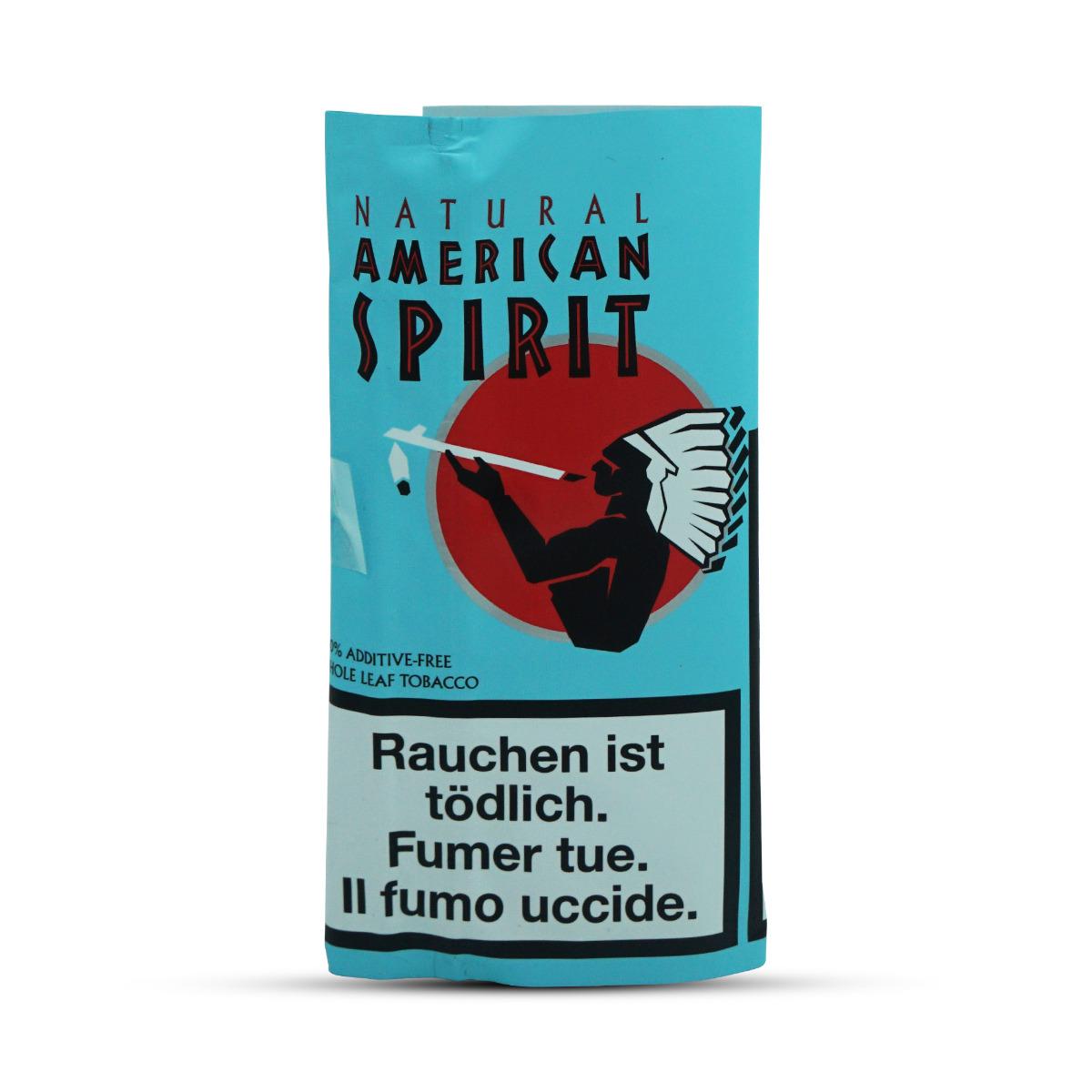 Natural American Spirit RYO