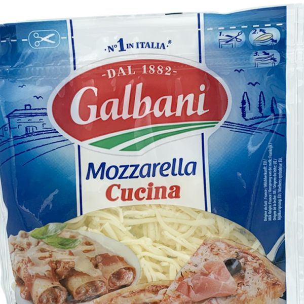 Galbani Santa Lucia Mozzarella Reibkäse