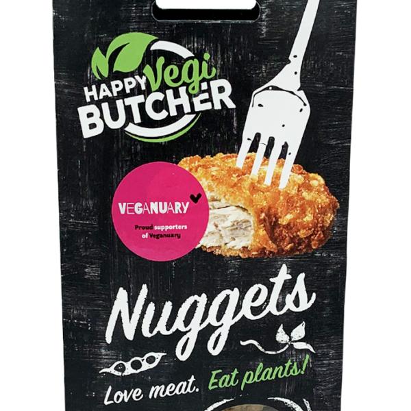 Happy Vegi Butcher Nuggets