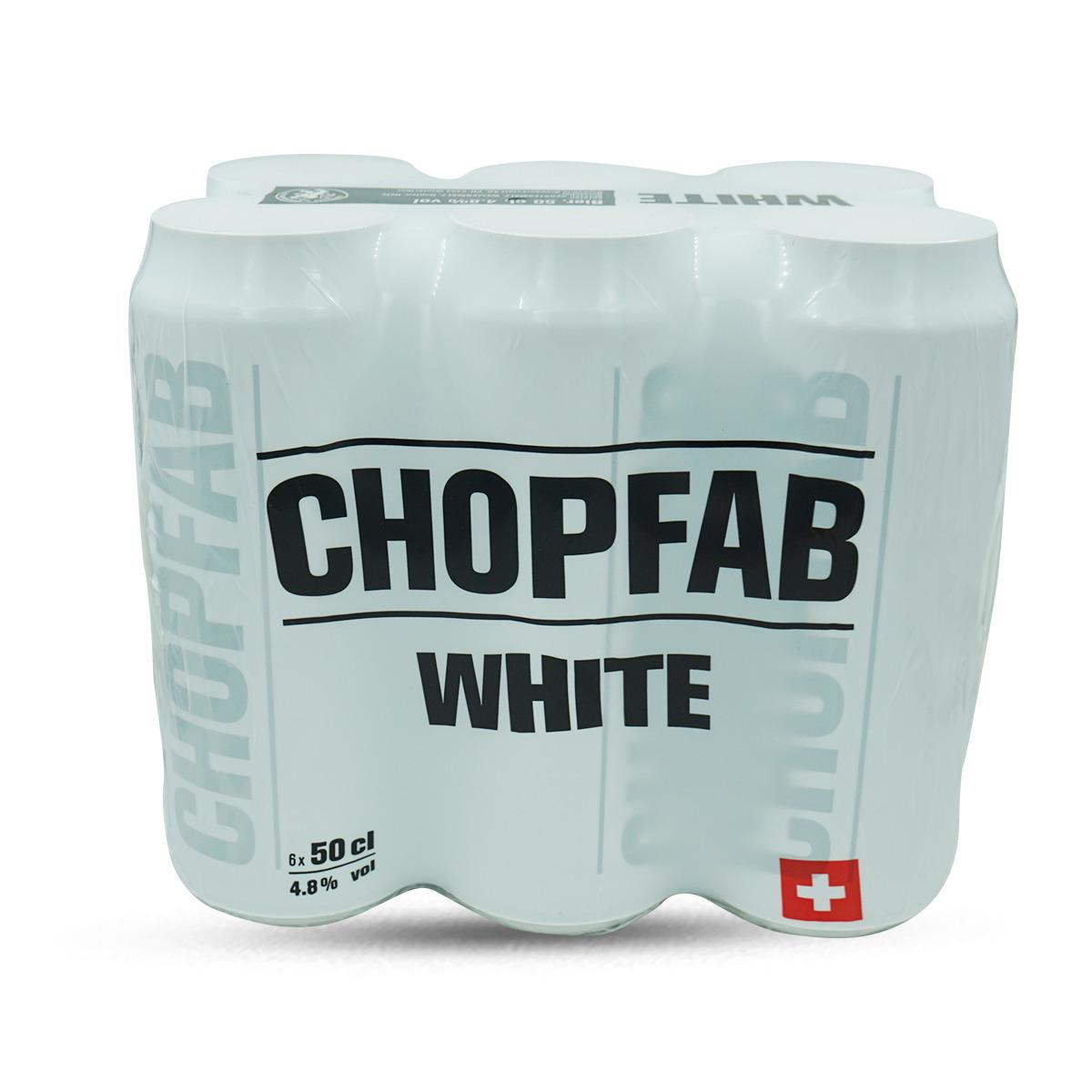 Chopfab Bier White