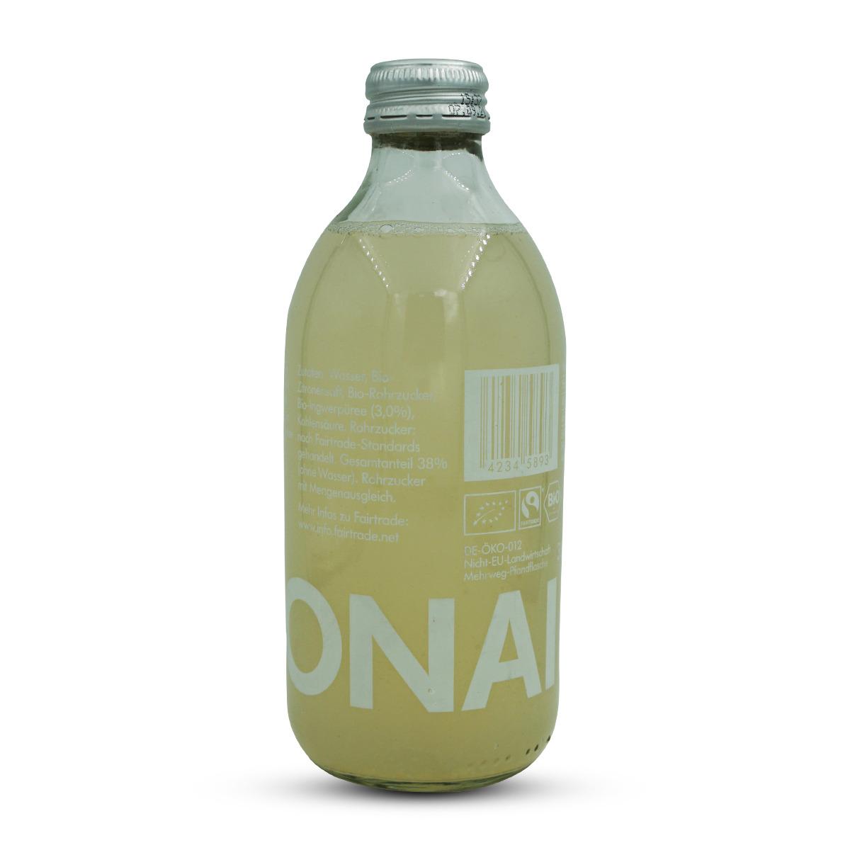 LemonAid Bio Ingwer