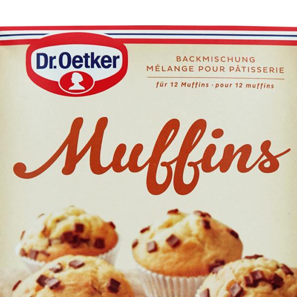 Dr. Oetker Backmischung Muffins