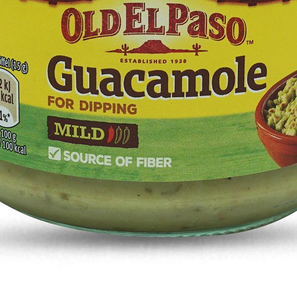 Old El Paso Guacamole mild