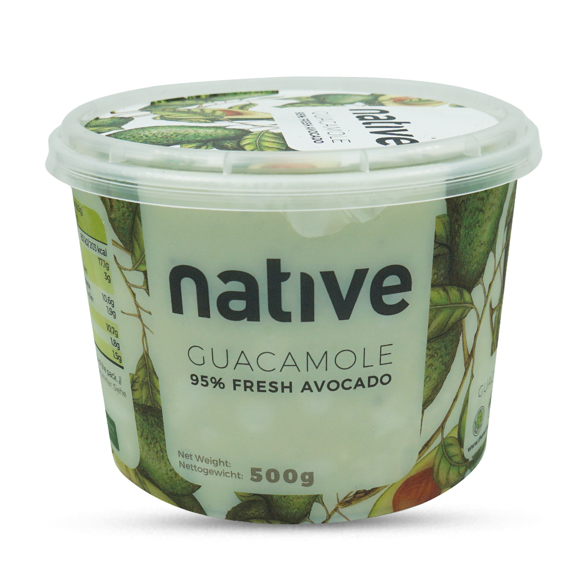 Native Guacamole