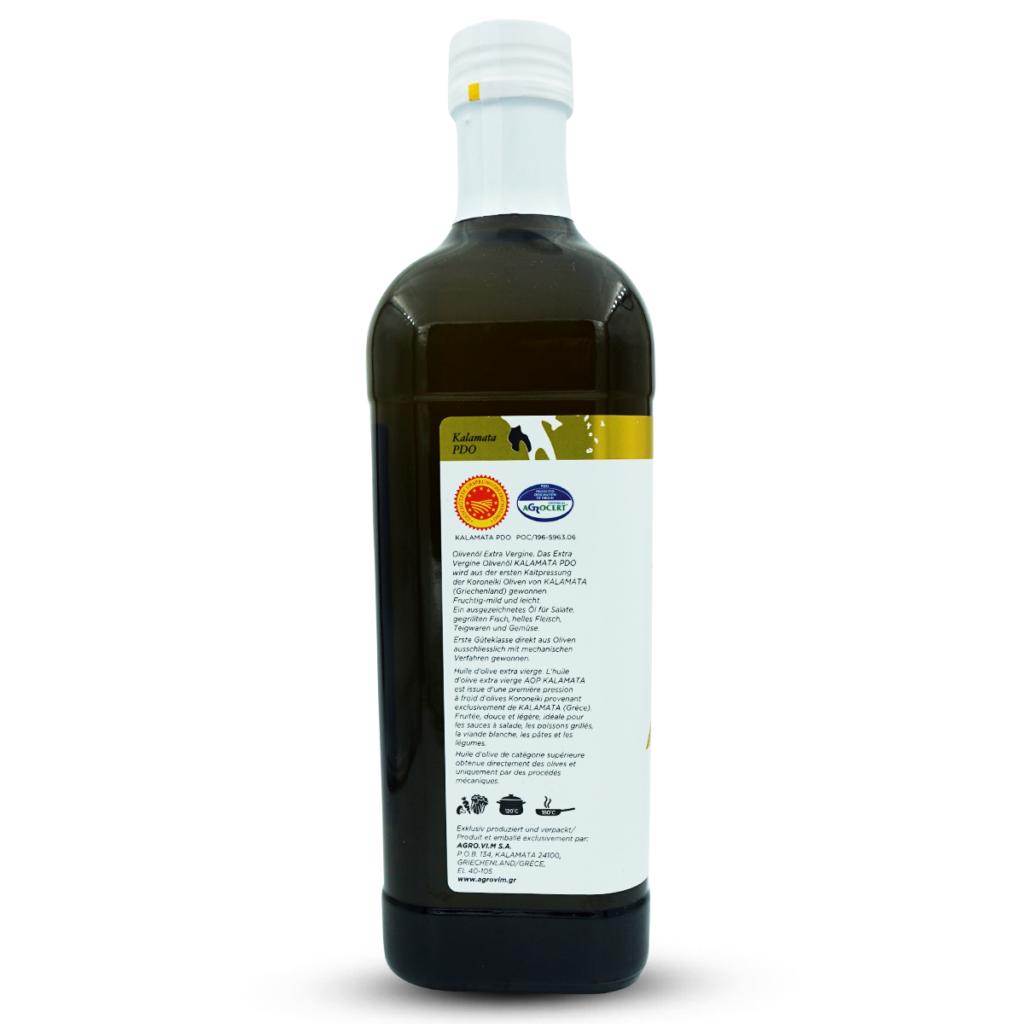 Iliada Olivenöl extra vergine Kalamata PDO
