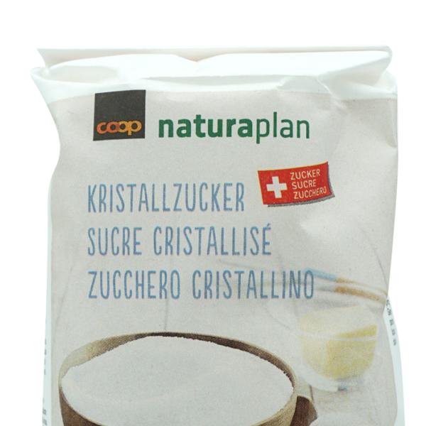 Naturaplan Bio Kristallzucker