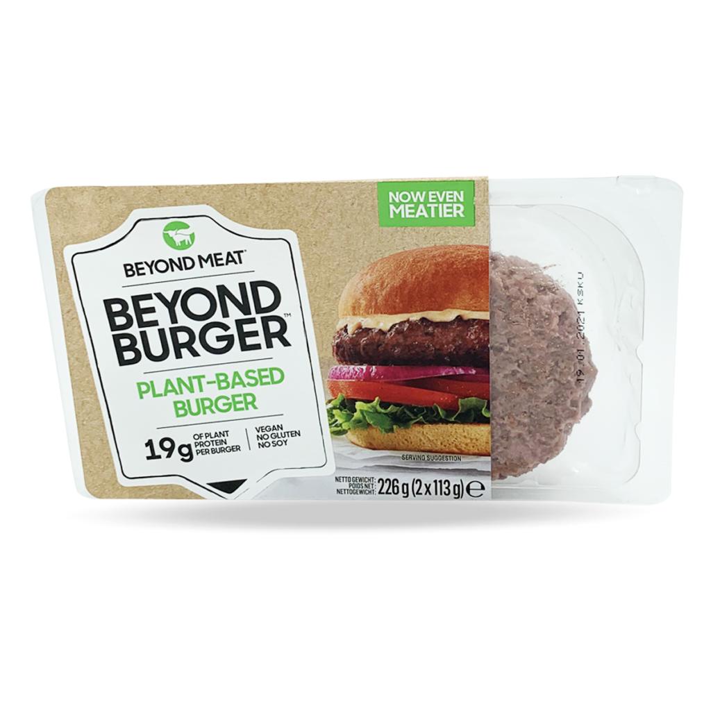 Beyond Meat Burger Vegan