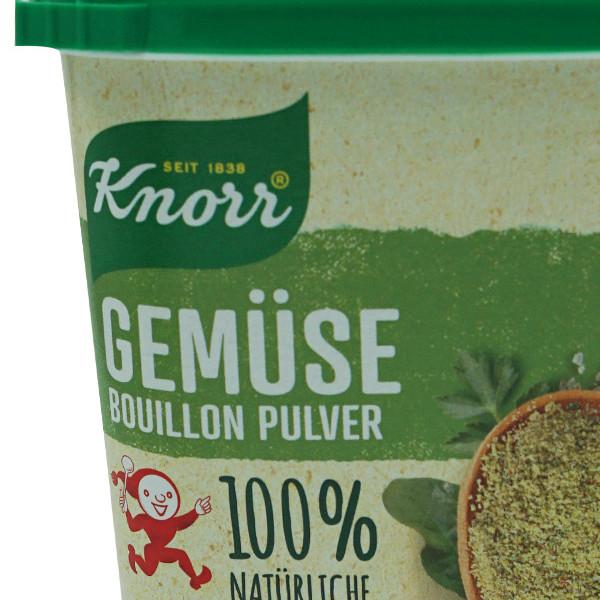 Knorr Gemüsebouillon natürlich fein