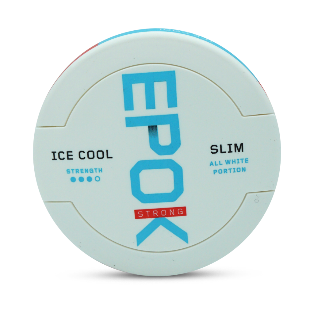 Epok Snus Ice Cool Mint Strong