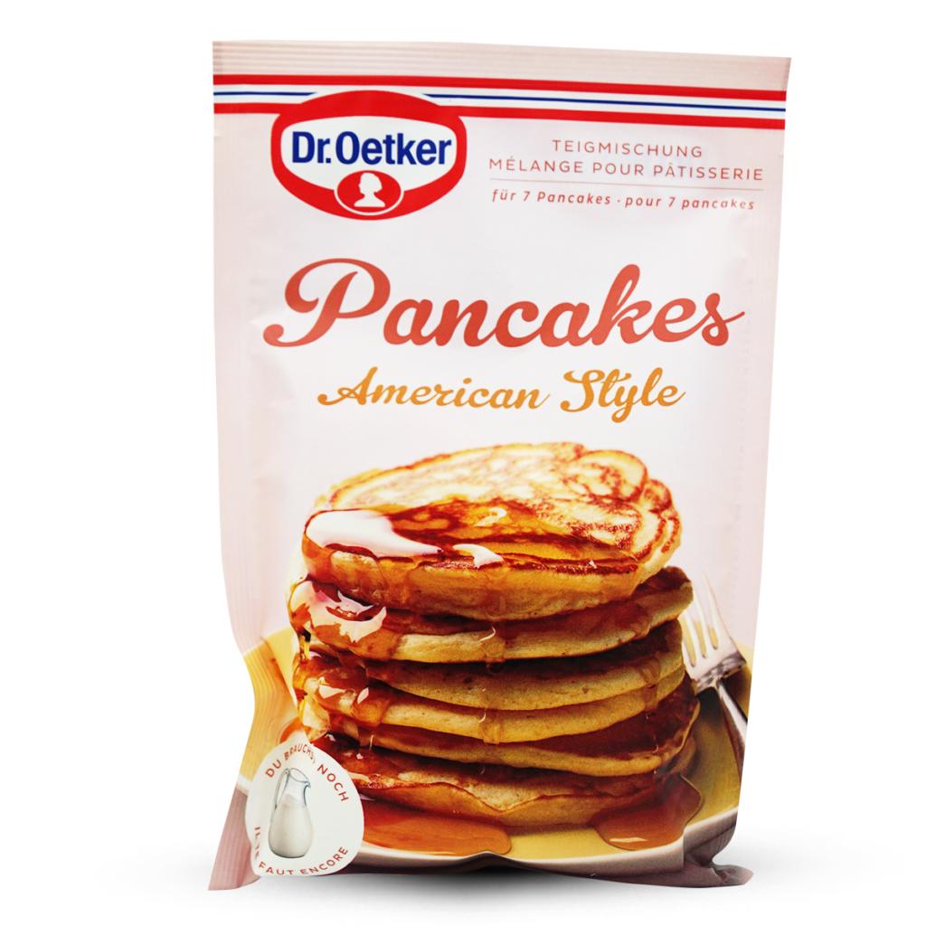 Dr. Oetker Mischung für Pancakes