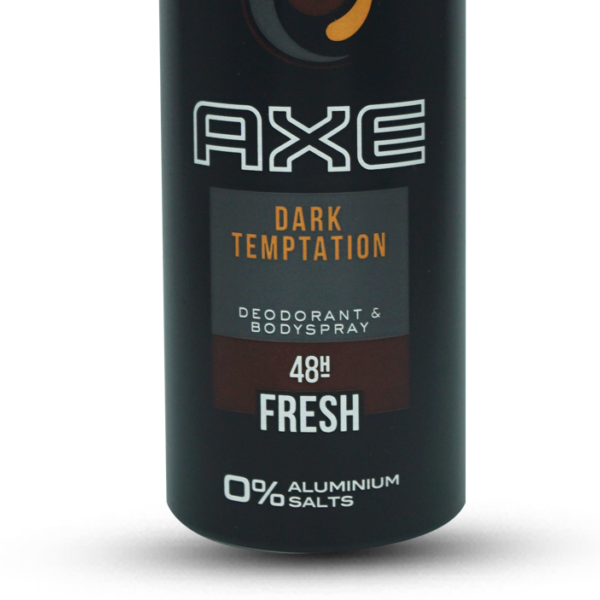 Axe Men Dark Temptation Bodyspray Deodorant