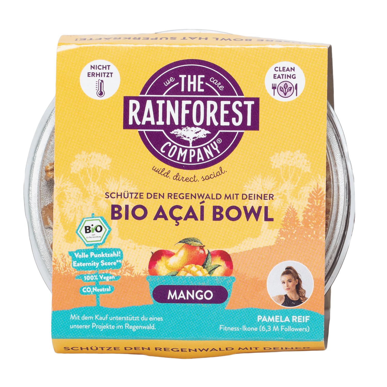 Açaí Bowl To Go Mango
