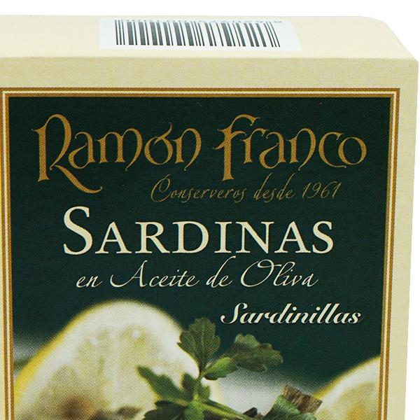 Kleine Sardinen in Olivenöl