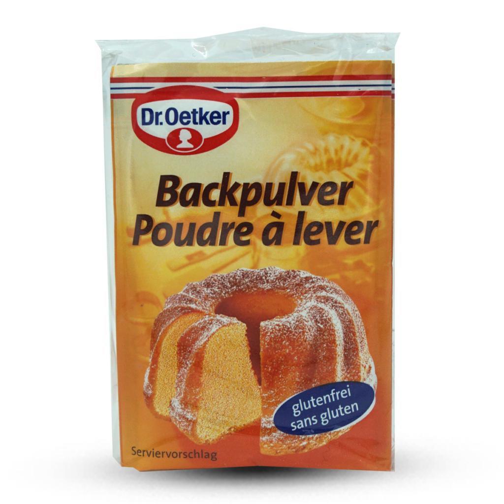 Dr. Oetker Backpulver 5 Stk.
