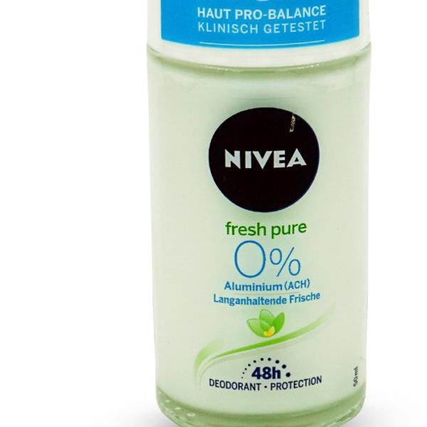 Nivea Deo Roll-on Fresh Pure