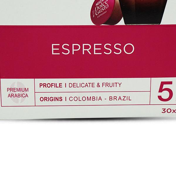 Nescafé Dolce Gusto Espresso 30Stk.