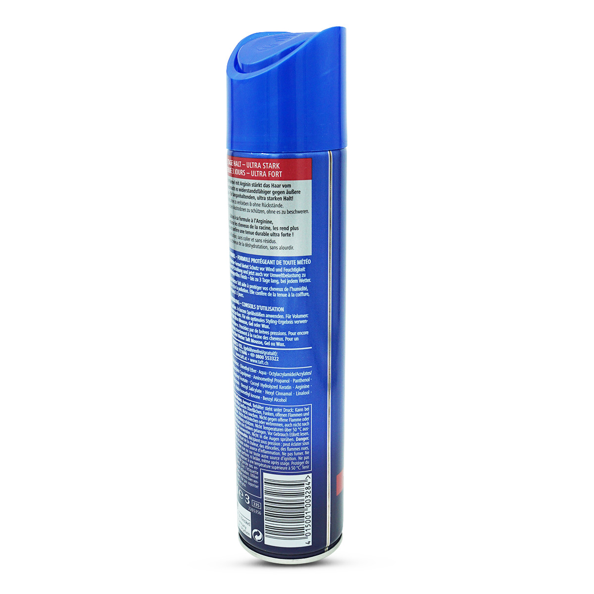 Taft Hairspray Ultra Aerosol