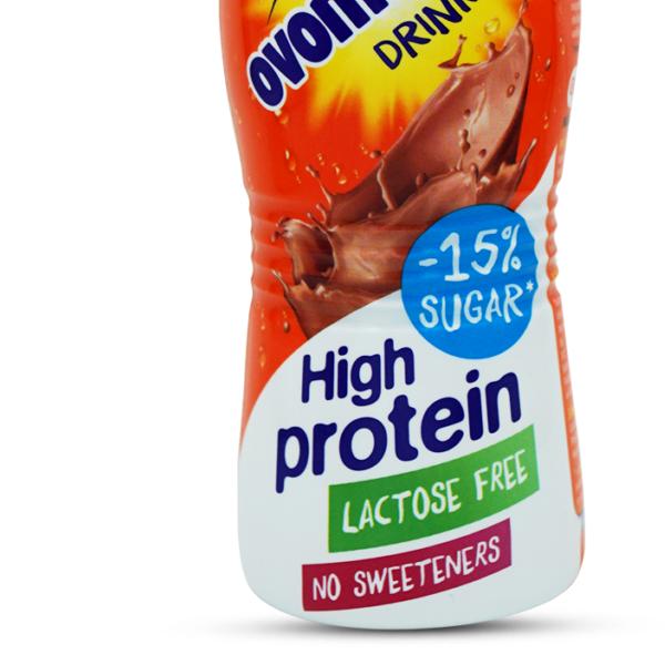 Ovomaltine Protein Drink