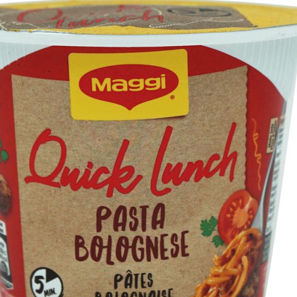 Maggi Quick Lunch Bolognese Pasta