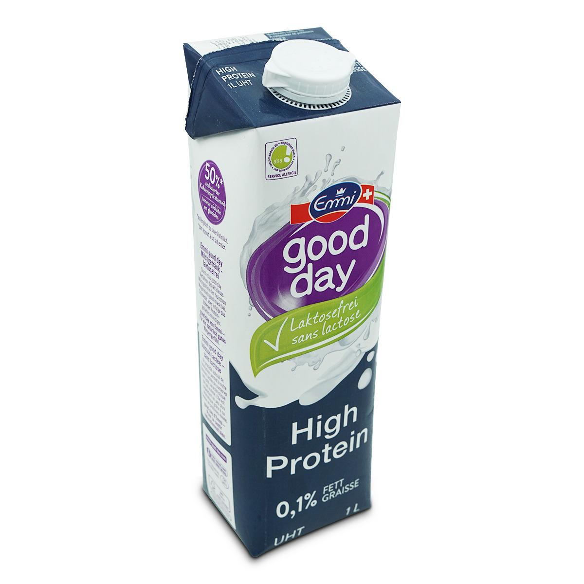 Emmi Good Day Protein-Milch