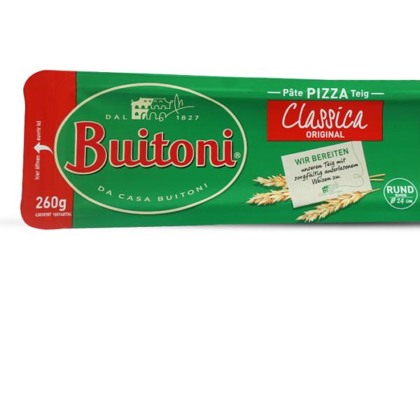 Buitoni Pizzateig