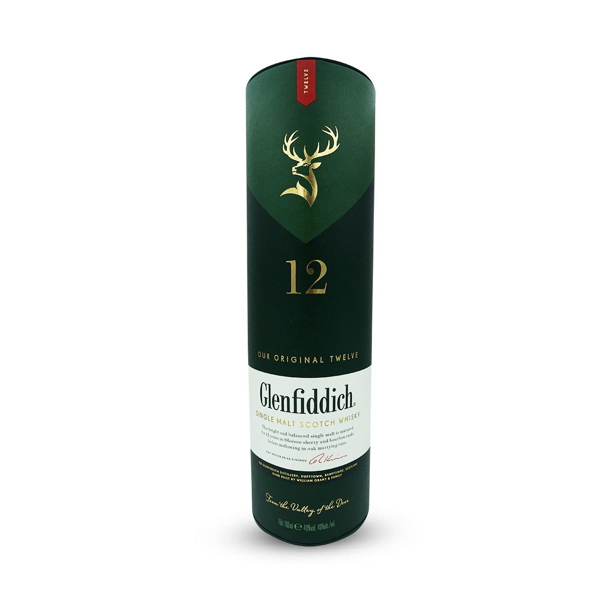 Glenfiddich 12y Single Malt