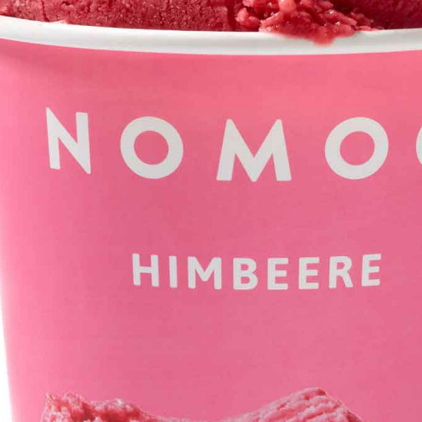 Nomoo Himbeereis
