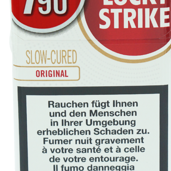 Lucky Strike Zigaretten Original Red