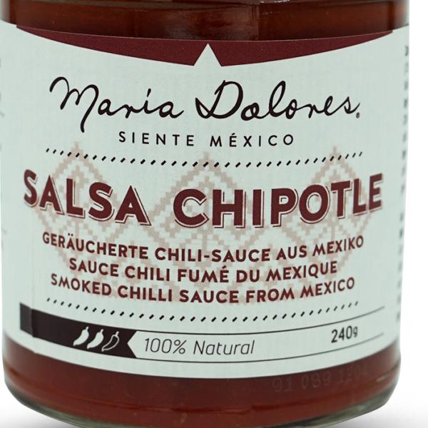 Maria Dolores Salsa Chipotle