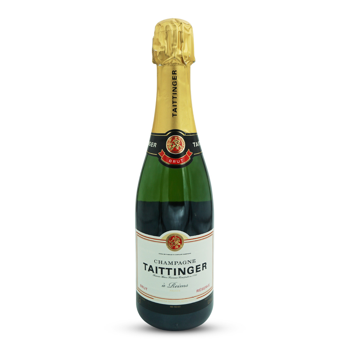 Taittinger Champagne Brut Réserve AOC