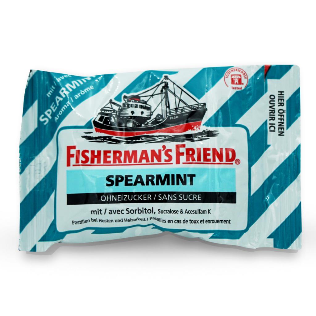 Fisherman's Friend Spearmint ohne Zuckerzusatz