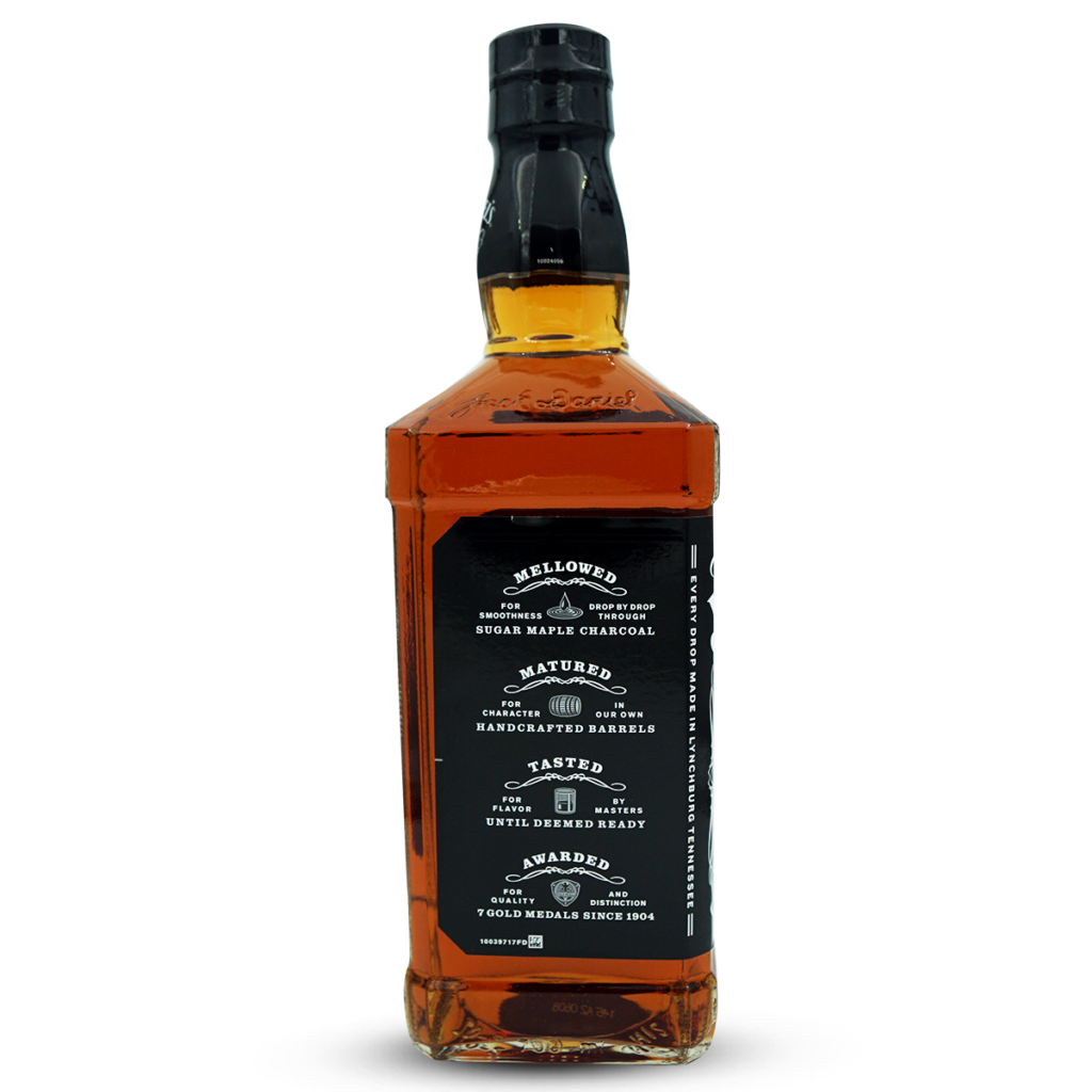 Jack Daniel's Old No. 7 Tennessee Sour Mash Whiskey