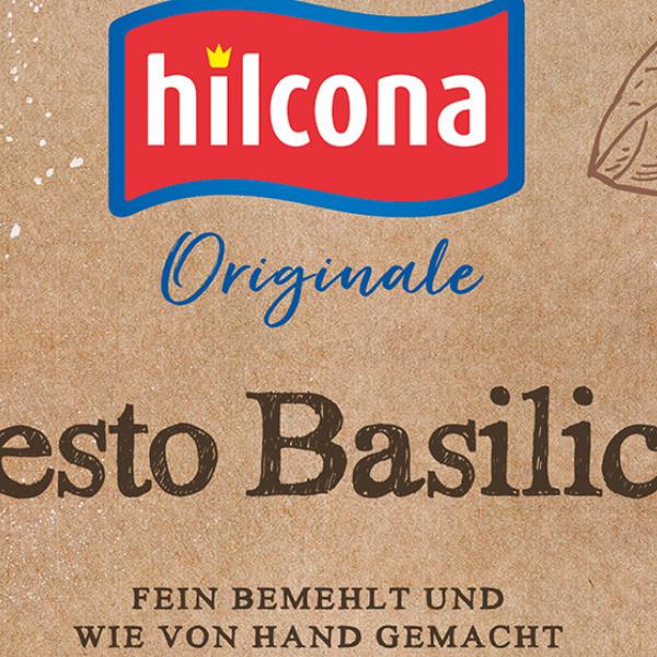 Tortelli Pesto Basilico