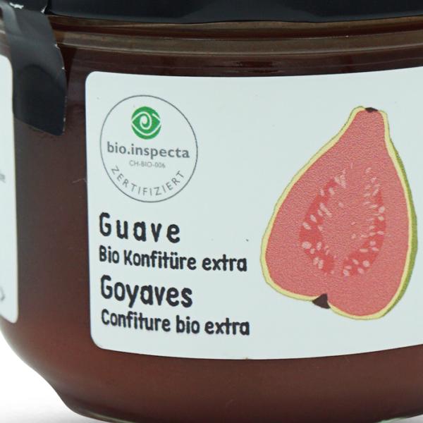 Haltbarmacherei Bio Konfitüre Guave