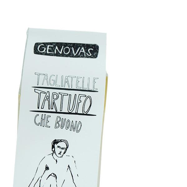 Genovas Tagliatelle al Tartufo Nero