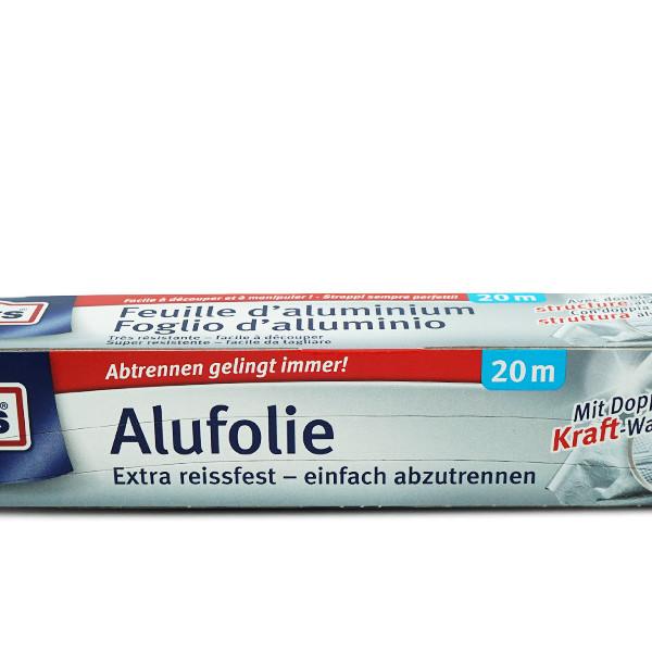Toppits Alufolie 20m