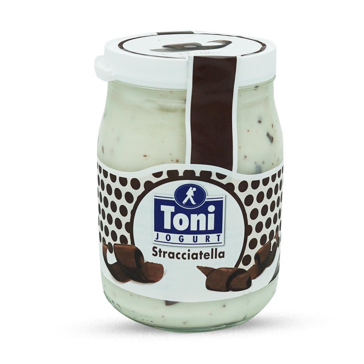 Toni Jogurt Stracciatella