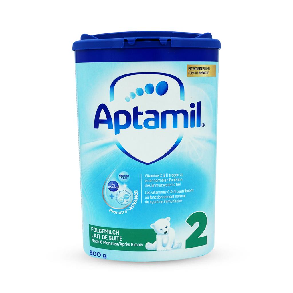 Milupa Aptamil Folgemilch-Pulver 2 6+ Monate