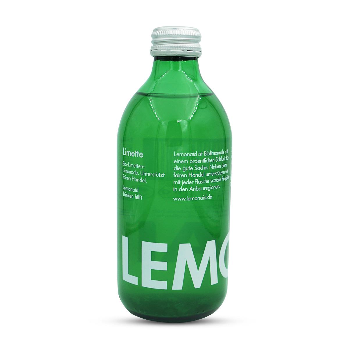 LemonAid Bio Limette