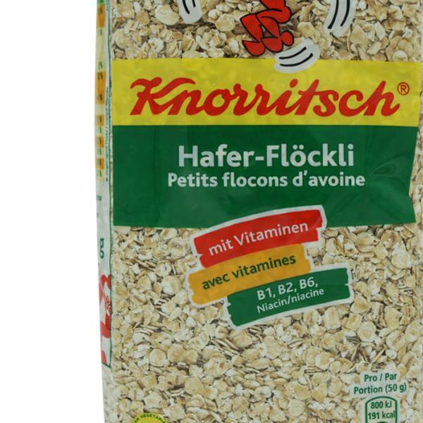 Knorr Knorritsch Haferflocken