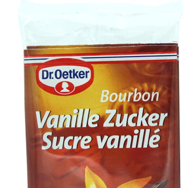 Dr. Oetker Vanillezucker Bourbon 3 Stk.
