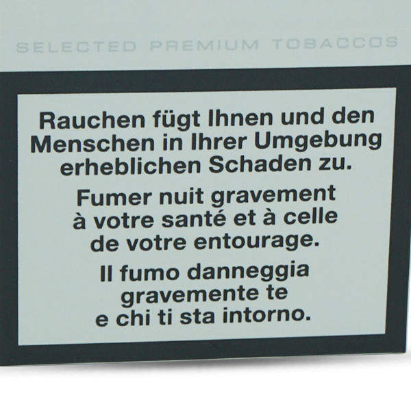 Marlboro Zigaretten Rot