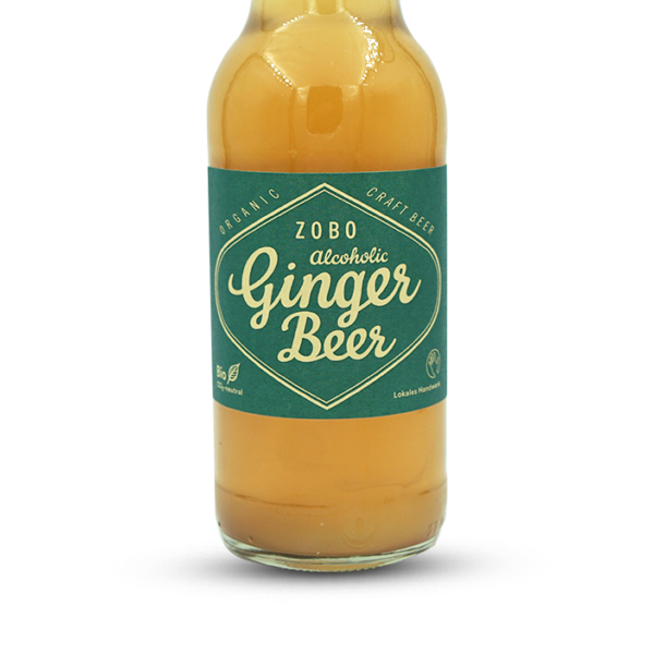 Zobo Bio Ginger Beer