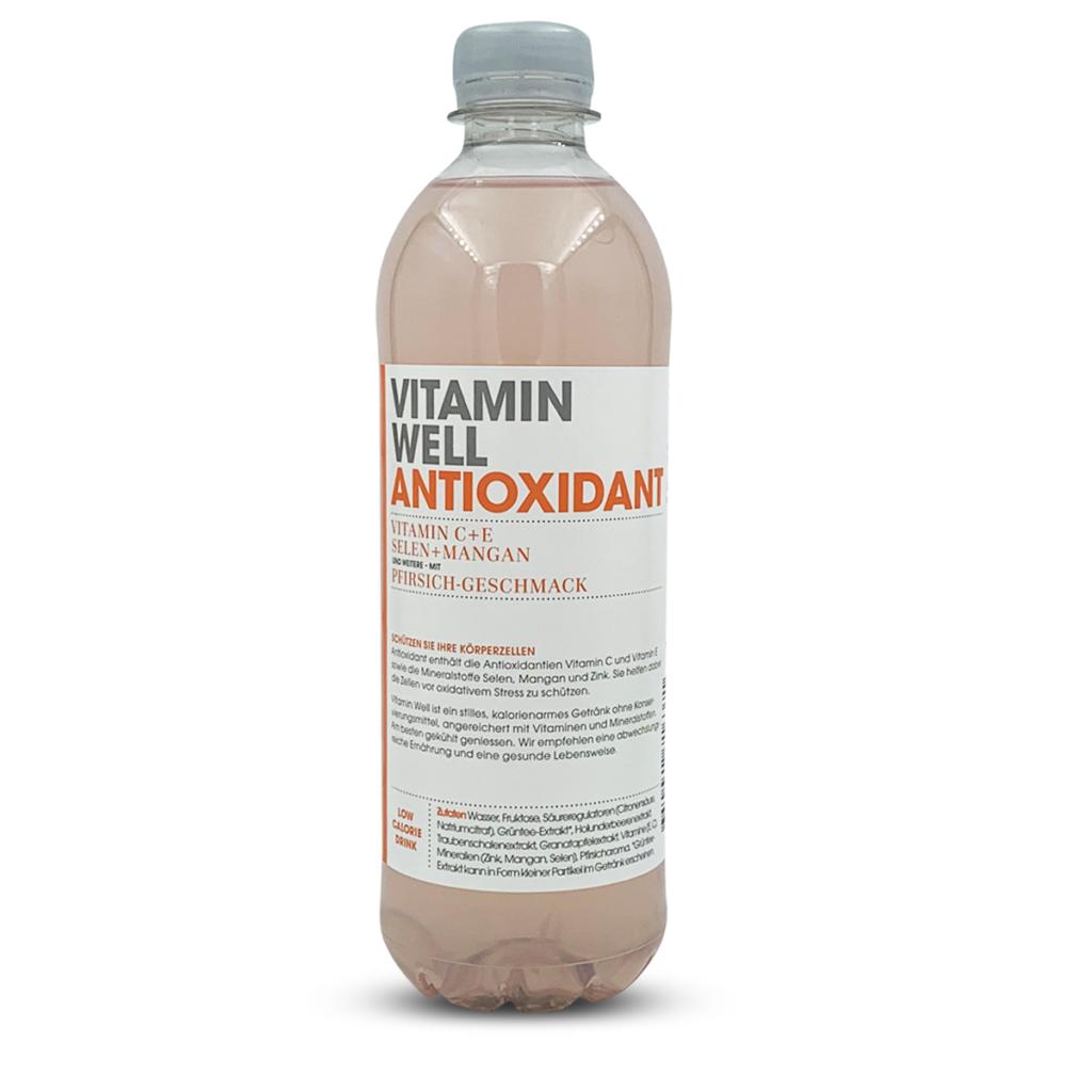 Vitamin Well Antioxidiant