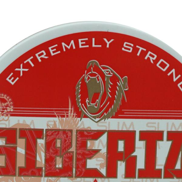 Siberia Red White Dry Slim Snuff