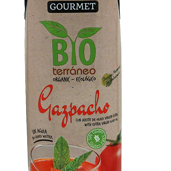 Bio Gemüse Saft (Gazpacho)