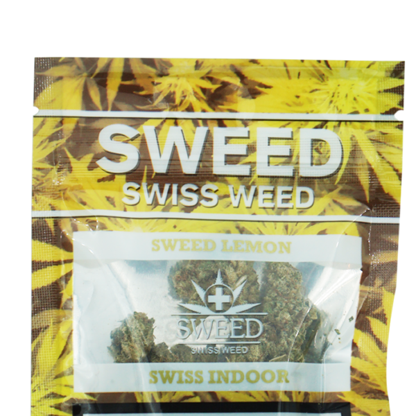 SWEED Lemon CBD Blüten
