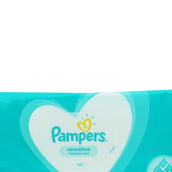 Pampers Feuchttücher Sensitive 52 Stk.